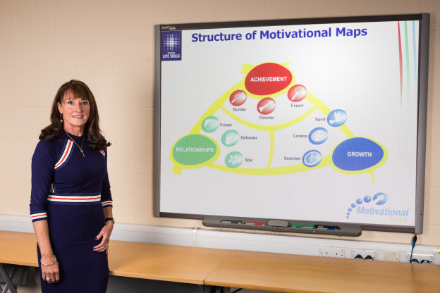Organisational Motivational Maps